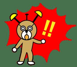 kumacchi sticker #653372