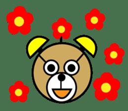 kumacchi sticker #653373