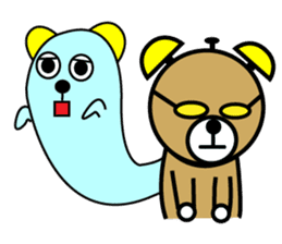 kumacchi sticker #653379