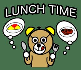 kumacchi sticker #653383