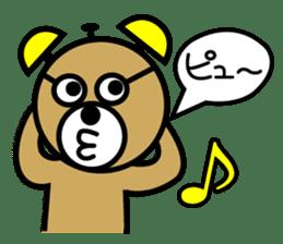 kumacchi sticker #653385
