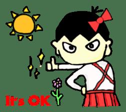 """walnut-""""kurumi""""-chan sticker #653508"""