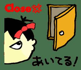 """walnut-""""kurumi""""-chan sticker #653532"""