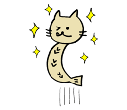 Shishamo-Neko sticker #654154