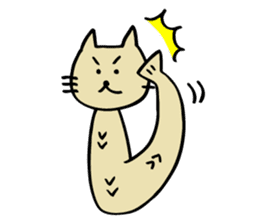 Shishamo-Neko sticker #654160