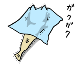 Shishamo-Neko sticker #654168