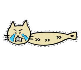 Shishamo-Neko sticker #654169