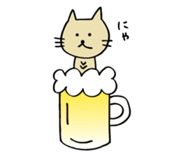 Shishamo-Neko sticker #654173