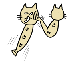 Shishamo-Neko sticker #654184