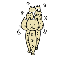 Shishamo-Neko sticker #654185