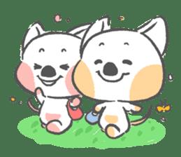 Cona and Maro sticker #655281