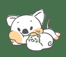 Cona and Maro sticker #655285