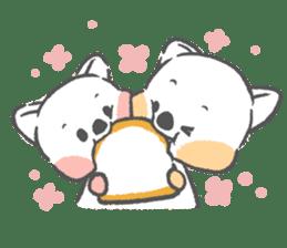 Cona and Maro sticker #655295