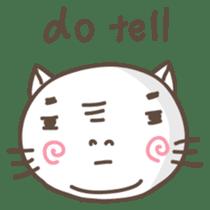 DOSUKOI NYANKO English version sticker #655591