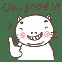 DOSUKOI NYANKO English version sticker #655593