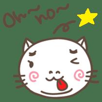 DOSUKOI NYANKO English version sticker #655598