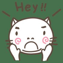 DOSUKOI NYANKO English version sticker #655605