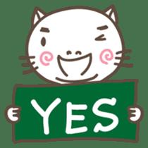 DOSUKOI NYANKO English version sticker #655618