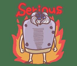 GO5 sw (version for English) sticker #656081