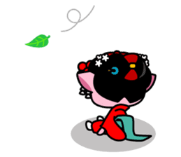 MAIKO-nyan(English) sticker #656390