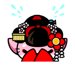 MAIKO-nyan(English) sticker #656400