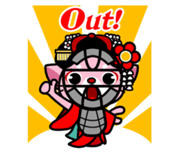 MAIKO-nyan(English) sticker #656407