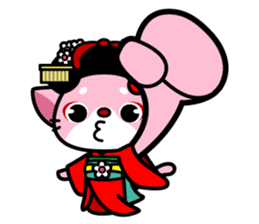 MAIKO-nyan(English) sticker #656410