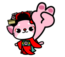 MAIKO-nyan(English) sticker #656411