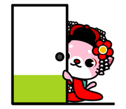 MAIKO-nyan(English) sticker #656417