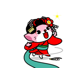 MAIKO-nyan(English) sticker #656418