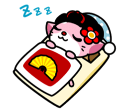 MAIKO-nyan(English) sticker #656425