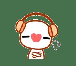 Feel Rabbit: Daily Life sticker #656506
