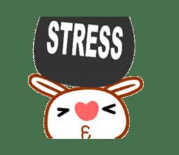 Feel Rabbit: Daily Life sticker #656514