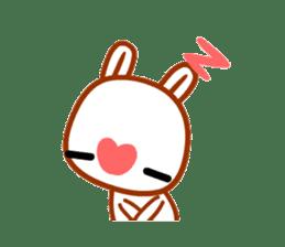 Feel Rabbit: Daily Life sticker #656516