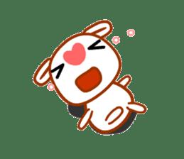 Feel Rabbit: Daily Life sticker #656518