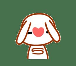 Feel Rabbit: Daily Life sticker #656529