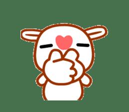 Feel Rabbit: Daily Life sticker #656538