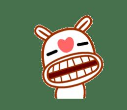 Feel Rabbit: Daily Life sticker #656543