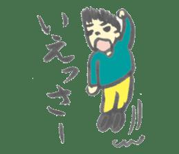 JAPANESE SYODOU sticker sticker #656632