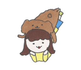 everyday anchan sticker #657353