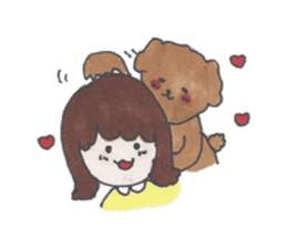 everyday anchan sticker #657385