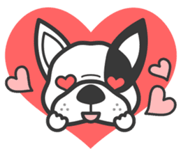 Bruno the Dog sticker #657390