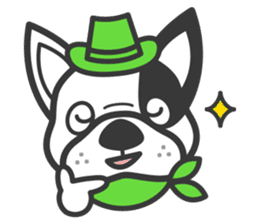 Bruno the Dog sticker #657391