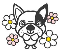 Bruno the Dog sticker #657393