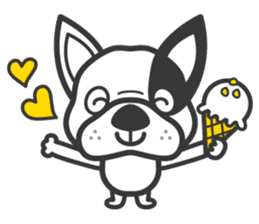 Bruno the Dog sticker #657403
