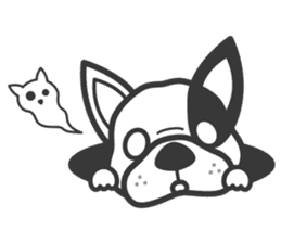 Bruno the Dog sticker #657404