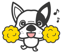 Bruno the Dog sticker #657406