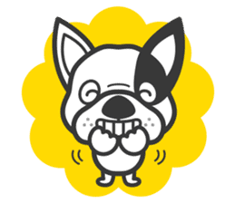Bruno the Dog sticker #657411