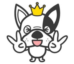 Bruno the Dog sticker #657414