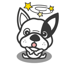 Bruno the Dog sticker #657424